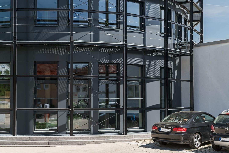 Erdgas Schwaben, Sonnenschutzintegrierte Fenster