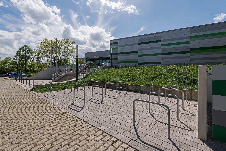 Sporthalle Aldingen modernisiert